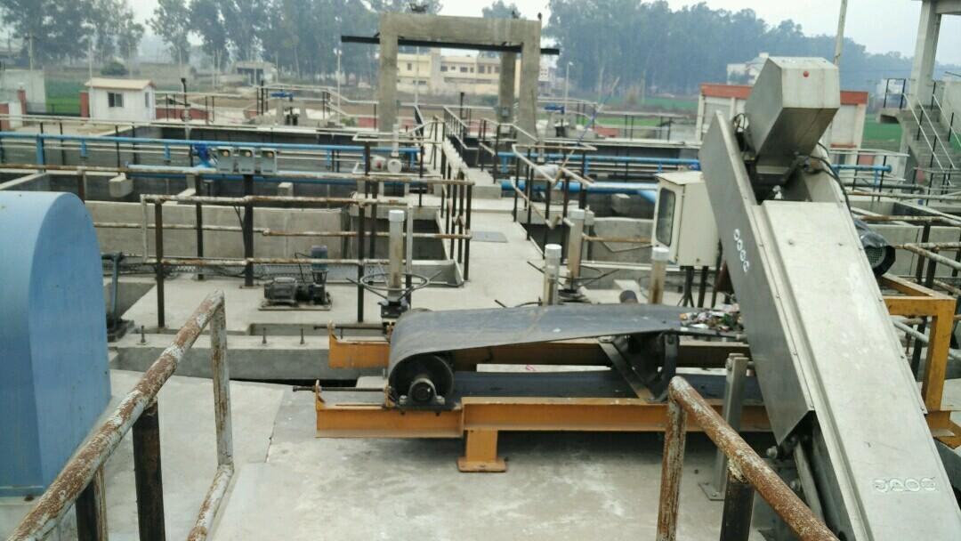 Project Name: STP , NAWANSHAHAR , PUNJAB - PRE-TREATMENT
