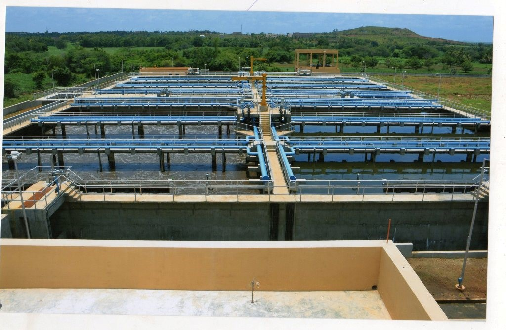 Project Name: STP, HUBLI - SBR BASINS WITH DIFFUSERS