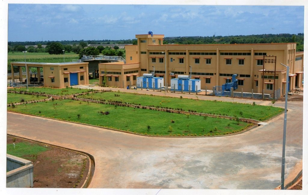 Project Name: STP, HUBLI - PMCC AND AIR BLOWER CUM ADMIN BUIDING