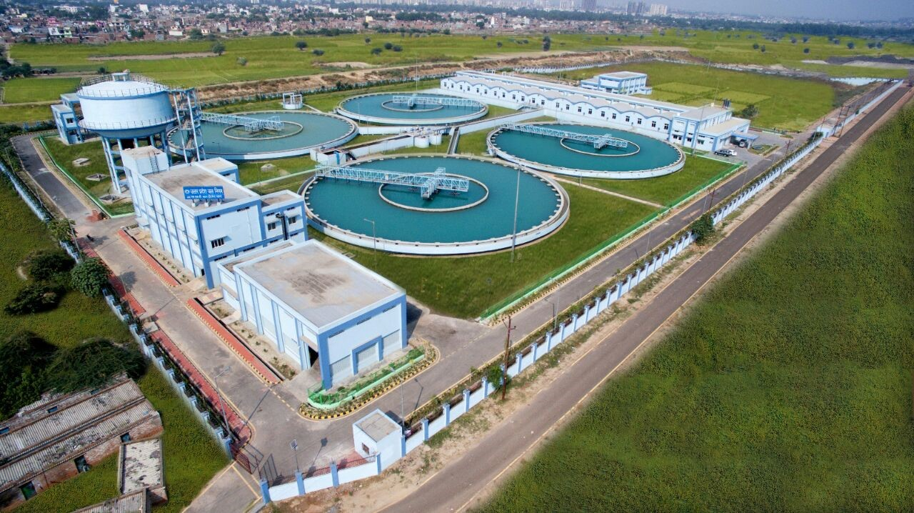 Project Name: WATER TREATMENT PLANT , GHAZIABAD