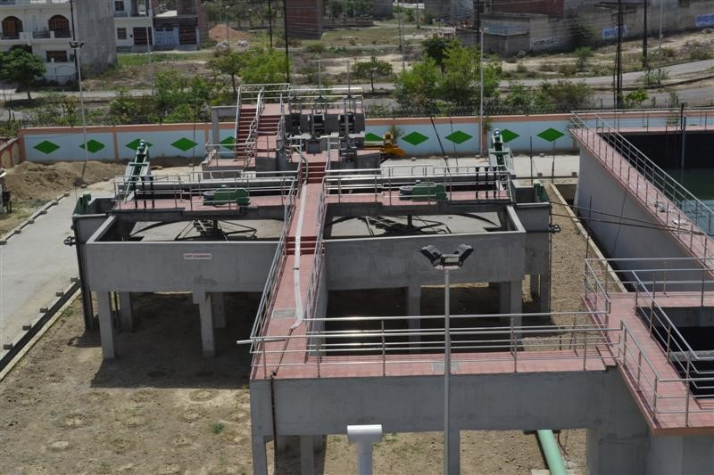 Project Name: SEWER TREATMENT PLANT 37.5 MLD - PRE TREATMENT