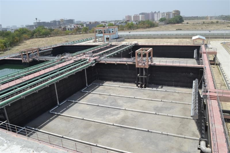 Project Name: SEWER TREATMENT PLANT 37.5 MLD - SPR BASINS